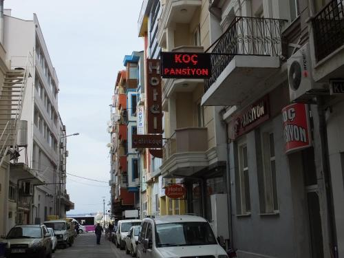 Canakkale Koc Pension adres