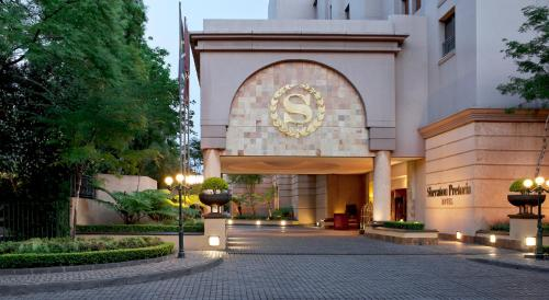 Sheraton Pretoria Hotel photo 2