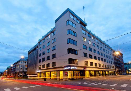 Park Inn by Radisson Oslo impression