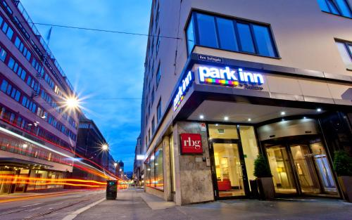 Park Inn by Radisson Oslo photo 8