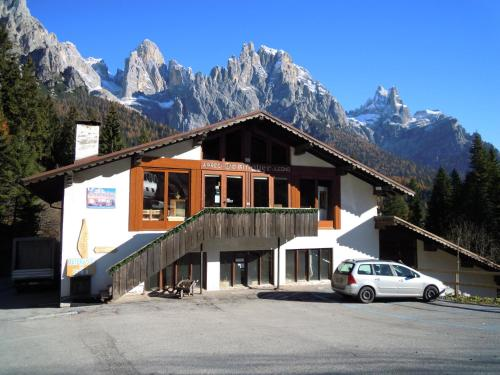 Hotel Cristallo And Orsingher San Martino Di Castrozza Tn