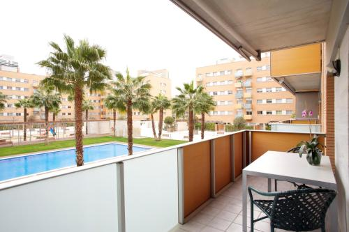 BarcelonaForRent Vila Olimpica Beach photo 25