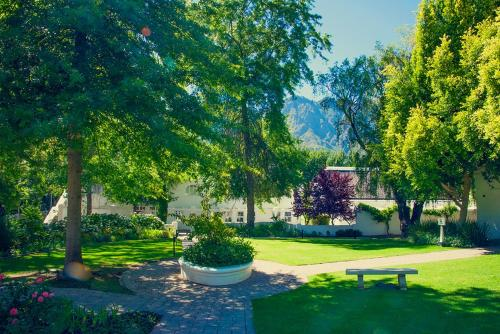 Le Franschhoek Hotel & Spa Photo
