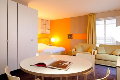 AppartHotel Mercure Paris Boulogne photo 21