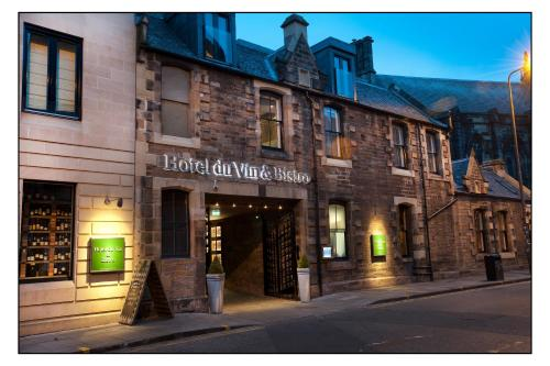 Photo of the Hotel Du Vin Edinburgh