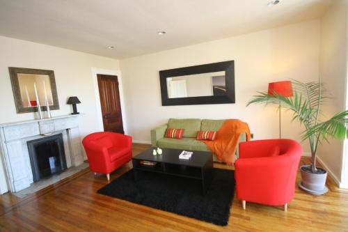 Haight Buena Vista Park Garden Three-Bedroom Apartment - San Francisco, CA 94117