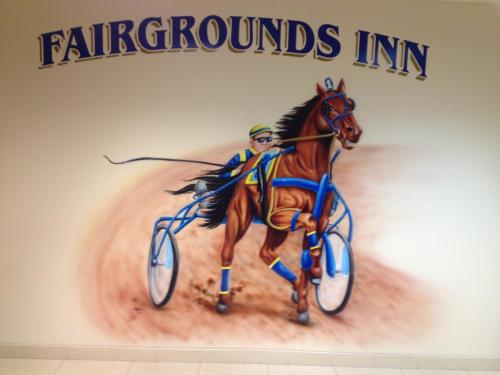 Fairgrounds Inn