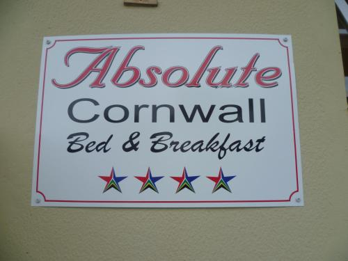 Absolute Cornwall Bed and Breakfast Photo