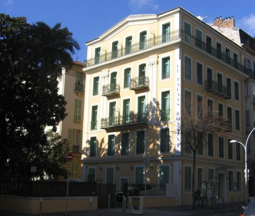 Guest accommodation appart 39 hotel odalys le palais rossini for Nice appart hotel