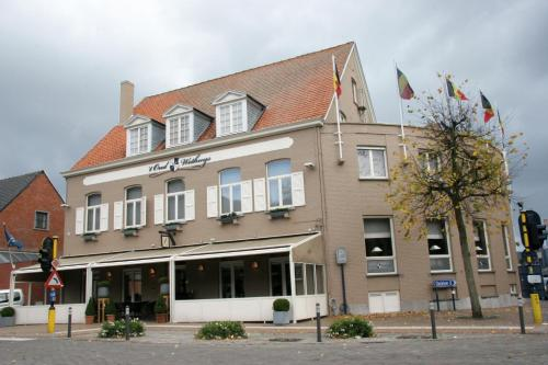 Hotel 't Oud Wethuys Oostkamp-Brugge