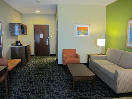 Holiday Inn Express Hotel and Suites Monahans I-20 Photo