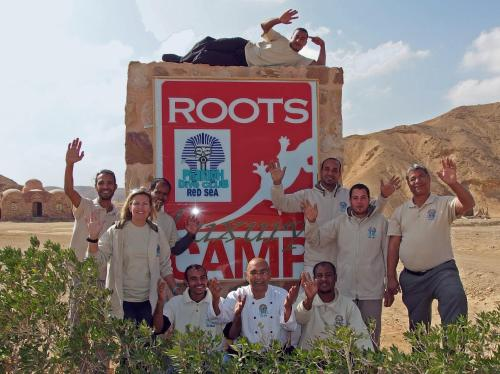 Roots Red Sea Photo