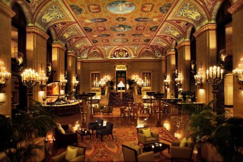 The Palmer House Hilton impression