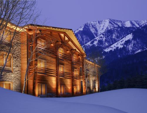 The Lodge at Jackson Hole Photo