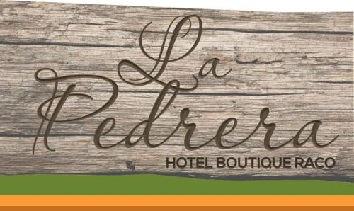 La Pedrera Hotel Boutique Raco Photo