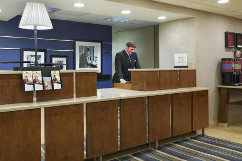 Hampton Inn Charlotte University Place in Charlotte
