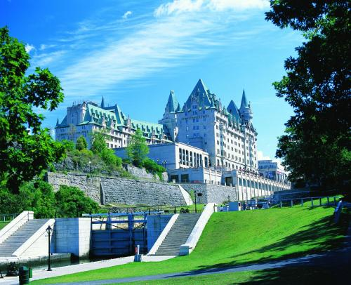 Photo Fairmont Chateau Laurier