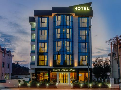Hotel New Star - podgorica -