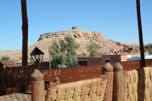 Auberge ksar yousra in a t benhaddou morocco lonely planet for Cuisine yousra