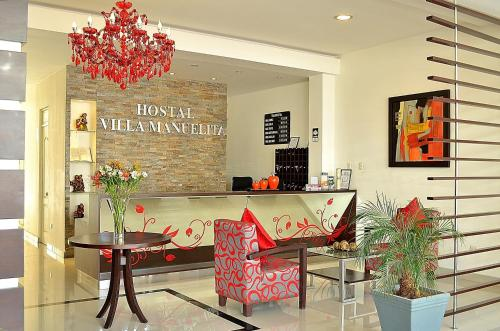 Hostal Villa Manuelita Photo