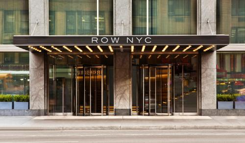 Row Nyc At Times Square Hotel