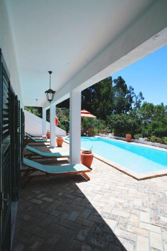 holidays algarve vacations Monchique Casa Galaia