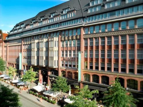 Apartment Residences at Park Hyatt Hamburg impression