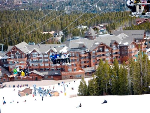 One Ski Hill, A RockResort Photo