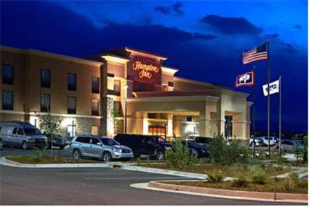 Hampton Inn Sheridan Photo