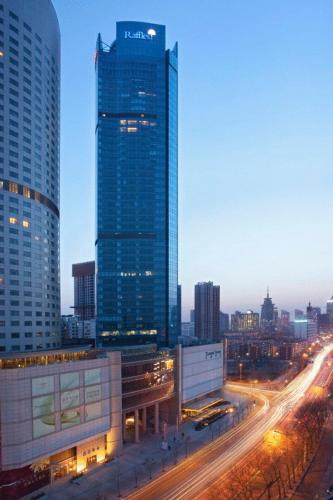Raffles Tianjin Hotel Photo