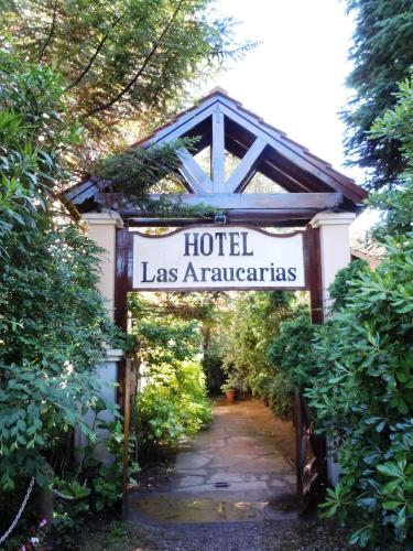 Las Araucarias Photo