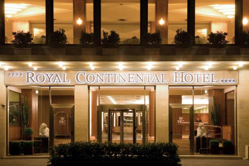 Отель «Royal Continental», Неаполь