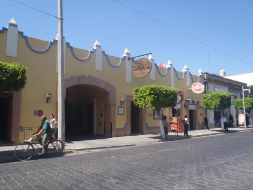 Hotel Casa Real Tehuacan Photo