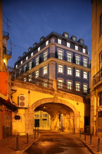 LX Boutique Hotel, Lisbon, Portugal, picture 46