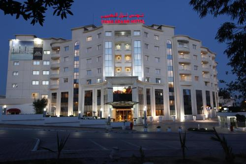 Tunis Grand Hotel - tunis - booking - hébergement