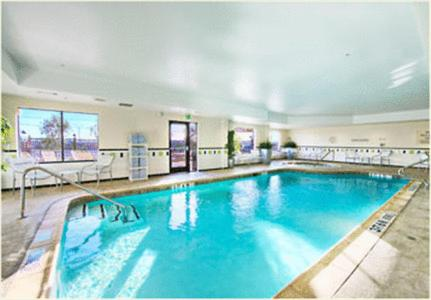 Fairfield Inn Suites El Paso In El Paso Tx Indoor Pool