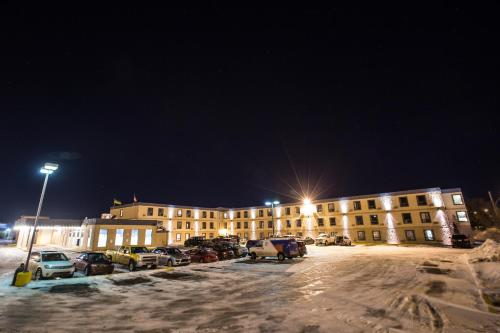 Chateau Regina Hotel and Suites Photo
