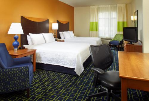 Fairfield Inn & Suites Phoenix Midtown Photo
