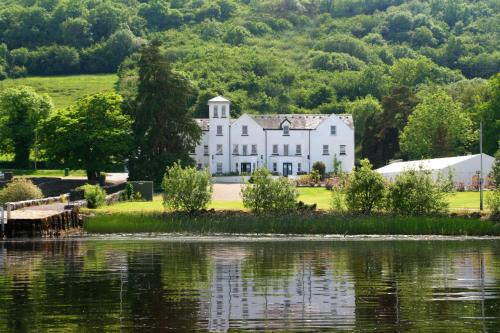 Photo of Knockninny Country House & Marina Hotel Bed and Breakfast Accommodation in Derrylin Fermanagh