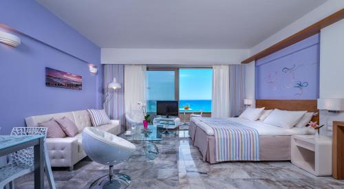 Ilios Beach Hotel Apartments in rethymno - 3 star hotel