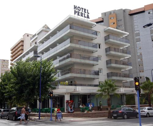 Hotel perla in benidorm spain lonely planet for Hotel perla benidorm