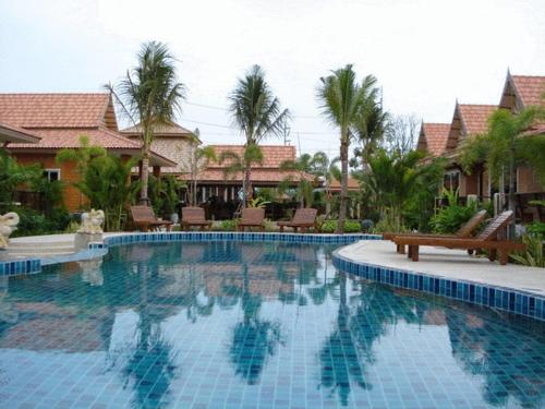Baan Dow Resort Hua-Hin Photo