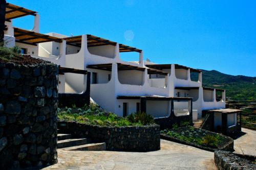 Kuddie Rosse Eco-Friendly Residence Pantelleria