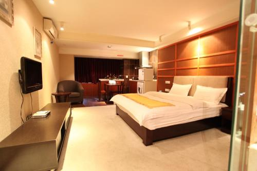 Chengdu Comma Apartment Hotel - Xinian Branch, Чэнду