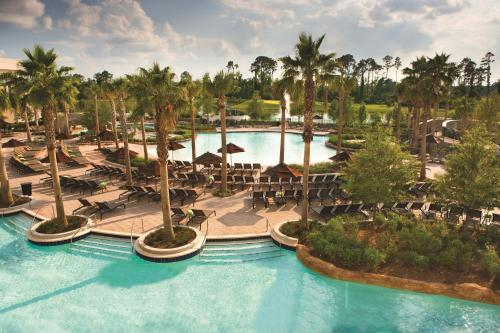 Hilton Orlando-Bonnet Creek Resort - Orlando, FL 32821