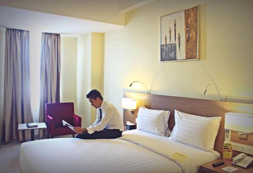 Biz Hotel Batam photo 19