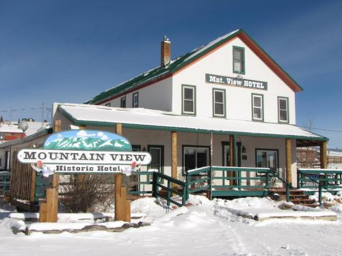 Mountain View Historic Hotel Photo