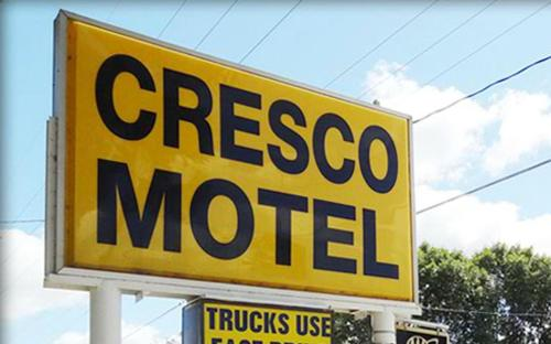 Cresco Motel Photo