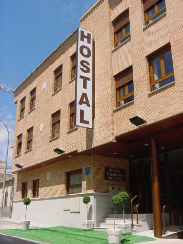 Hostal Toledano Victoria