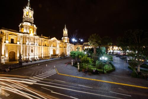 La Plaza Arequipa Hotel Boutique Photo
